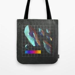 Crystalmatrix Tote Bag