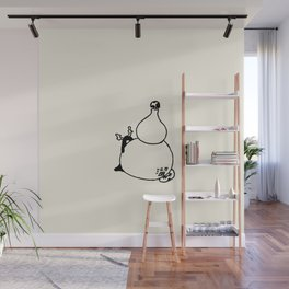 Gourd - Ivory Wall Mural