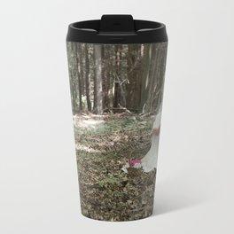 In the woods Travel Mug
