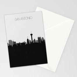 City Skylines: San Antonio (Alternative) Stationery Cards