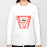 hologram Long Sleeve T-shirts featuring Operation... KILL THE BITCH! by Pop Invasion