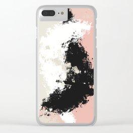 Equilibrium Clear iPhone Case
