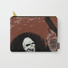 Monkey Skull Suit Carry-All Pouch