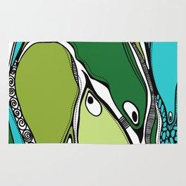 Green dive plongeon vers Rug