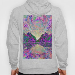 Northern Landscape Hoody