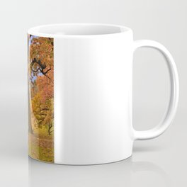 Fall at Larz Anderson Coffee Mug