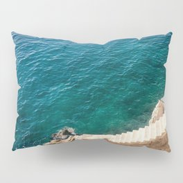 Stairs to the Sea Pillow Sham