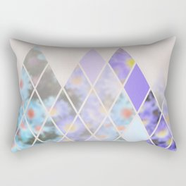 Summer in the Swiss Alps Rectangular Pillow