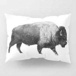 Bison, Buffalo Pillow Sham