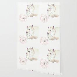 Wise Sheep Wallpaper