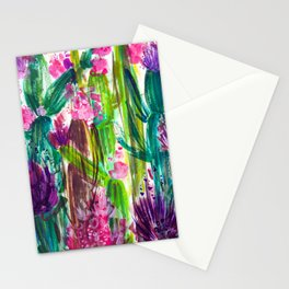 Fiesta Plants Stationery Cards