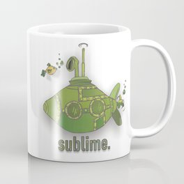 sublime by J.Rombach Coffee Mug