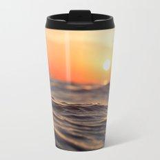 Sunny Sea Metal Travel Mug