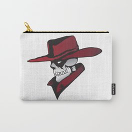 Cowboy Vampire Carry-All Pouch