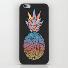 Bakana Rays Pineapple iPhone & iPod Skin