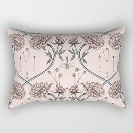 Tiny garden secrets Rectangular Pillow