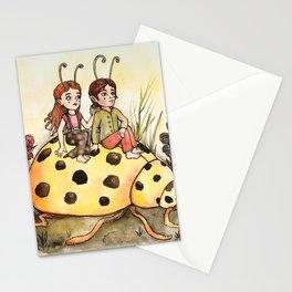 Ladybug Friends Stationery Cards