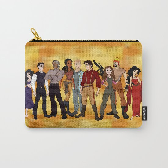 Disney Shinies! Carry-All Pouch
