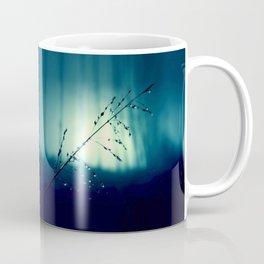 Blue Willow in the rain Coffee Mug
