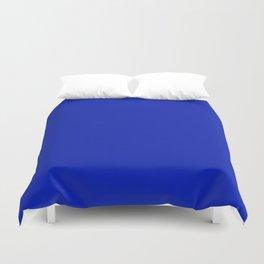 Blue Beauty ~ Vibrant Blue Duvet Cover