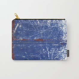 Worn boat hull Carry-All Pouch