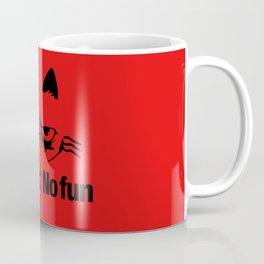 No drift No fun v5 HQvector Coffee Mug