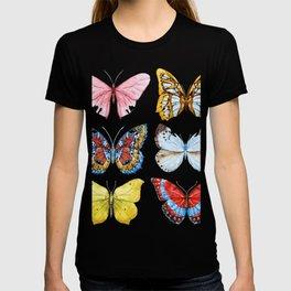 Butterflies 01 T-shirt