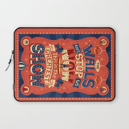 The Greatest Show Laptop Sleeve
