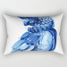 Star Bird Rectangular Pillow