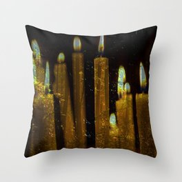 Be the Light Throw Pillow