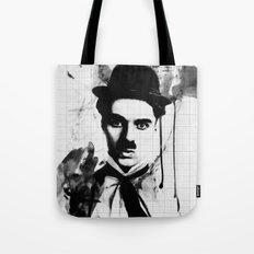 charlie chaplin 03 Tote Bag