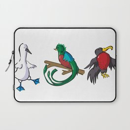Rare Old Birds Laptop Sleeve