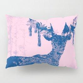 Hirsch Blue Pillow Sham