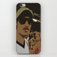 boyfriend iPhone & iPod Skins featuring Hey Boyfriend by Carsick T-Rex