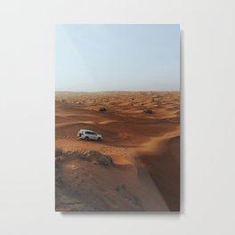 Dubai 74 Metal Print