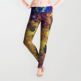 Lion Eye Leggings