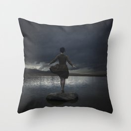 Such Serenity Throw Pillow