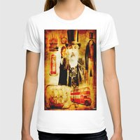 england T-shirts featuring England Vintage  by Ganech joe