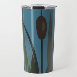 Reed on the Lake Travel Mug