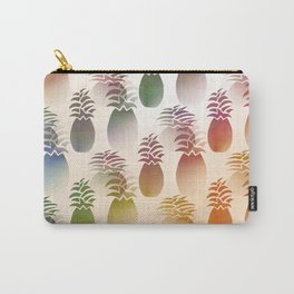 Pineapple Abstract Carry-All Pouch