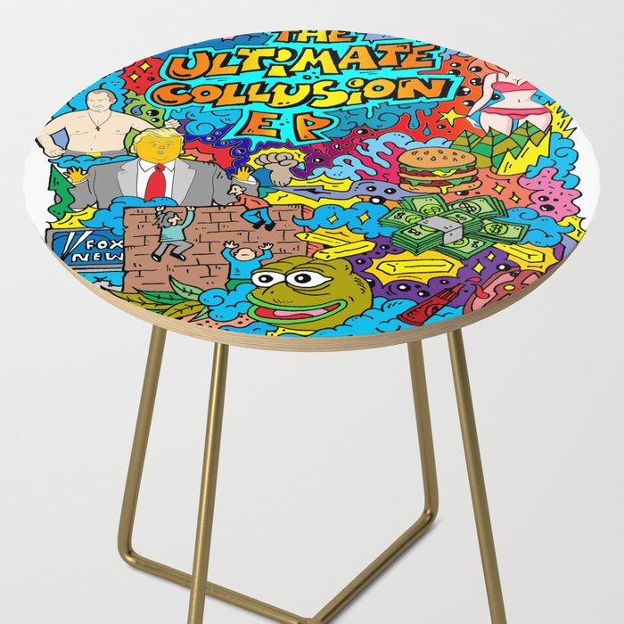 The Ultimate Collusion EP Side Table