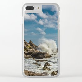 The Storm Clear iPhone Case
