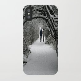 Witch in the Wood iPhone Case