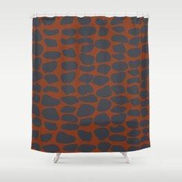 Janina XI Shower Curtain