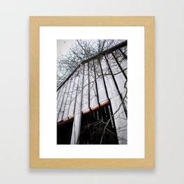 Up, up, up, up Framed Art Print