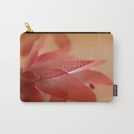 Cactus Blossom in Sunlight  Carry-All Pouch