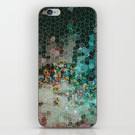 Lost Pieces iPhone Skin