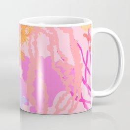 Coral Reef in Pink Coffee Mug