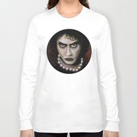 rocky horror picture show Long Sleeve T-shirts featuring Untitled I by Rouble Rust