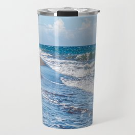Dauin Meets the Sea Travel Mug